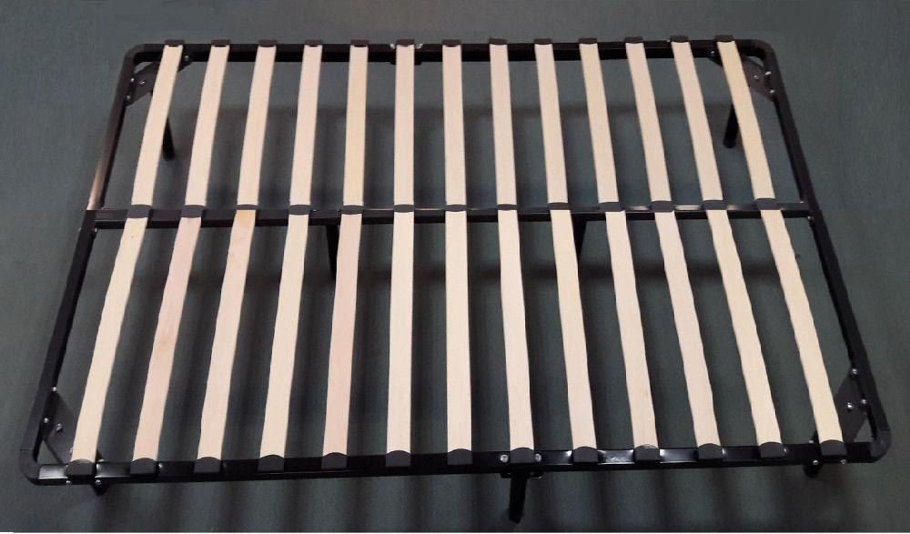 lattenrost f r bett 160x200cm inkl f e aus metall kaufen bei kapa m bel. Black Bedroom Furniture Sets. Home Design Ideas