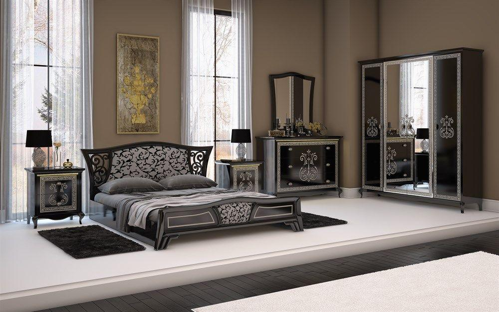 spiegel via f r die kommode schlafzimmer kaufen bei kapa m bel. Black Bedroom Furniture Sets. Home Design Ideas