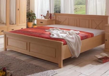 betten 200x200 massiv online bestellen bei yatego. Black Bedroom Furniture Sets. Home Design Ideas