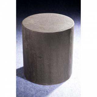 Hocker Cement grau 33 x 33 x 45 cm