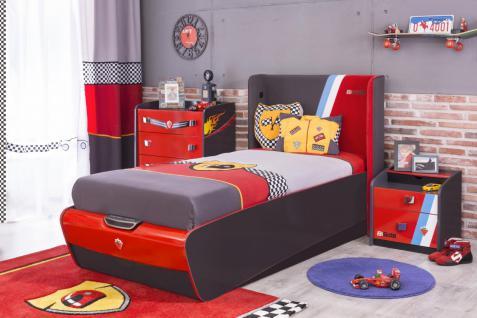 stauraumbett g nstig sicher kaufen bei yatego. Black Bedroom Furniture Sets. Home Design Ideas