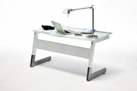 glas schreibtisch g nstig online kaufen bei yatego. Black Bedroom Furniture Sets. Home Design Ideas
