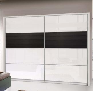 schwebetuerenschrank hochglanz bestellen bei yatego. Black Bedroom Furniture Sets. Home Design Ideas