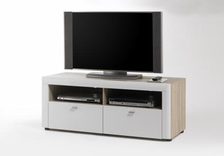 wohnwand sonoma eiche nachbildung kaufen bei yatego. Black Bedroom Furniture Sets. Home Design Ideas