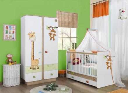Kinderbett 180 g nstig sicher kaufen bei yatego for Babyzimmer mitwachsend