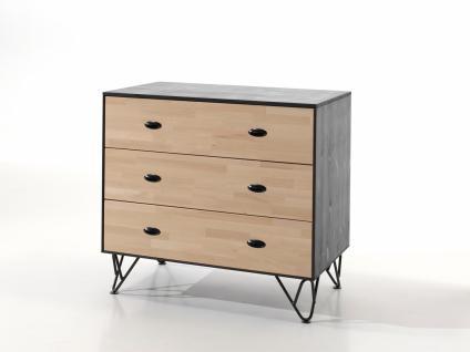 kommode birke g nstig sicher kaufen bei yatego. Black Bedroom Furniture Sets. Home Design Ideas