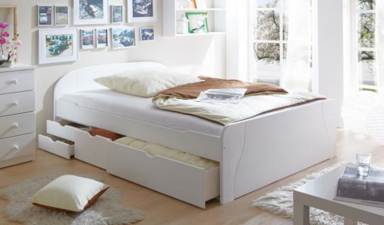 Betten kiefer 140 x 200 online bestellen bei yatego for Doppelbett 140