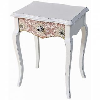 beistelltisch mit schublade g nstig online kaufen yatego. Black Bedroom Furniture Sets. Home Design Ideas