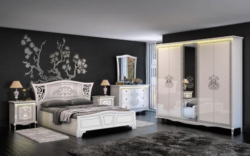 betten 180 x 200 mit bettkasten g nstig bei yatego. Black Bedroom Furniture Sets. Home Design Ideas