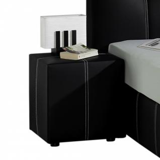kommode nachtkommode schwarz g nstig online kaufen yatego. Black Bedroom Furniture Sets. Home Design Ideas