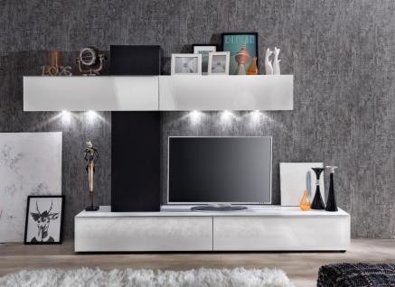 Hängeschrank Weiß Wohnzimmer günstig online kaufen - Yatego
