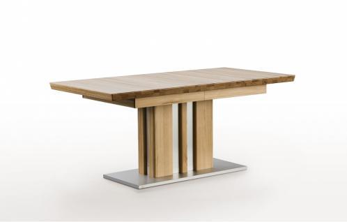 esstisch kernbuche ausziehbar lackiert bei yatego. Black Bedroom Furniture Sets. Home Design Ideas