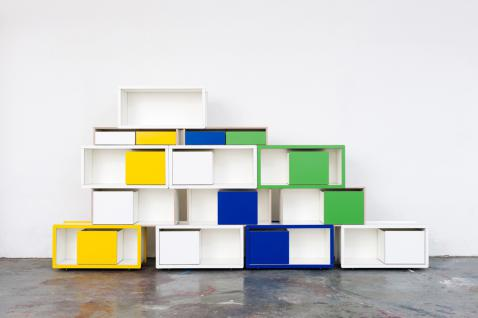 Regalsystem Grow Box verschiedene Größen und Farben