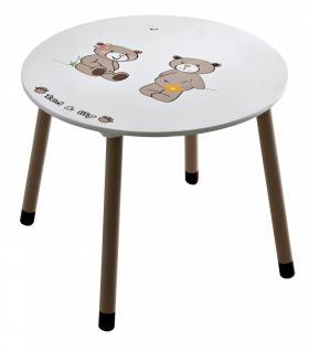 Tisch truhe g nstig sicher kaufen bei yatego for Kindertisch rund