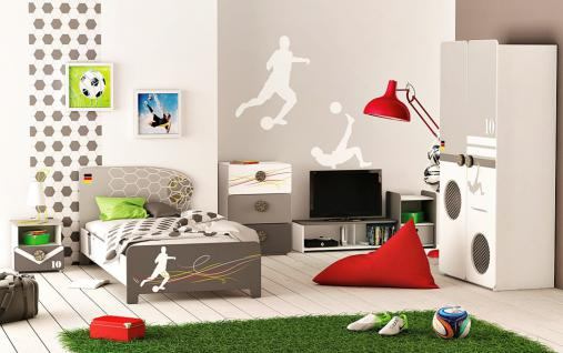 fu ball kinderzimmer online bestellen bei yatego. Black Bedroom Furniture Sets. Home Design Ideas