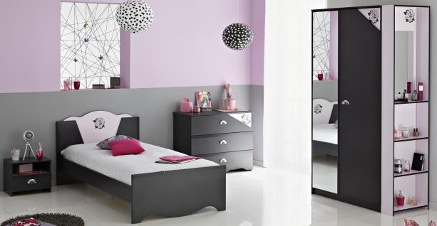 rosa jugendzimmer g nstig online kaufen bei yatego. Black Bedroom Furniture Sets. Home Design Ideas
