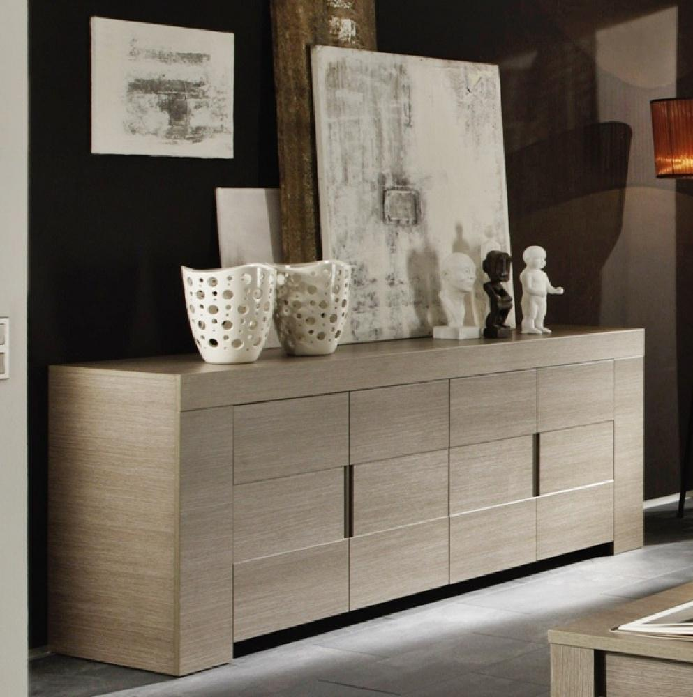 sideboard ios 4 trg in eiche grau melamin kaufen bei m bel lux. Black Bedroom Furniture Sets. Home Design Ideas