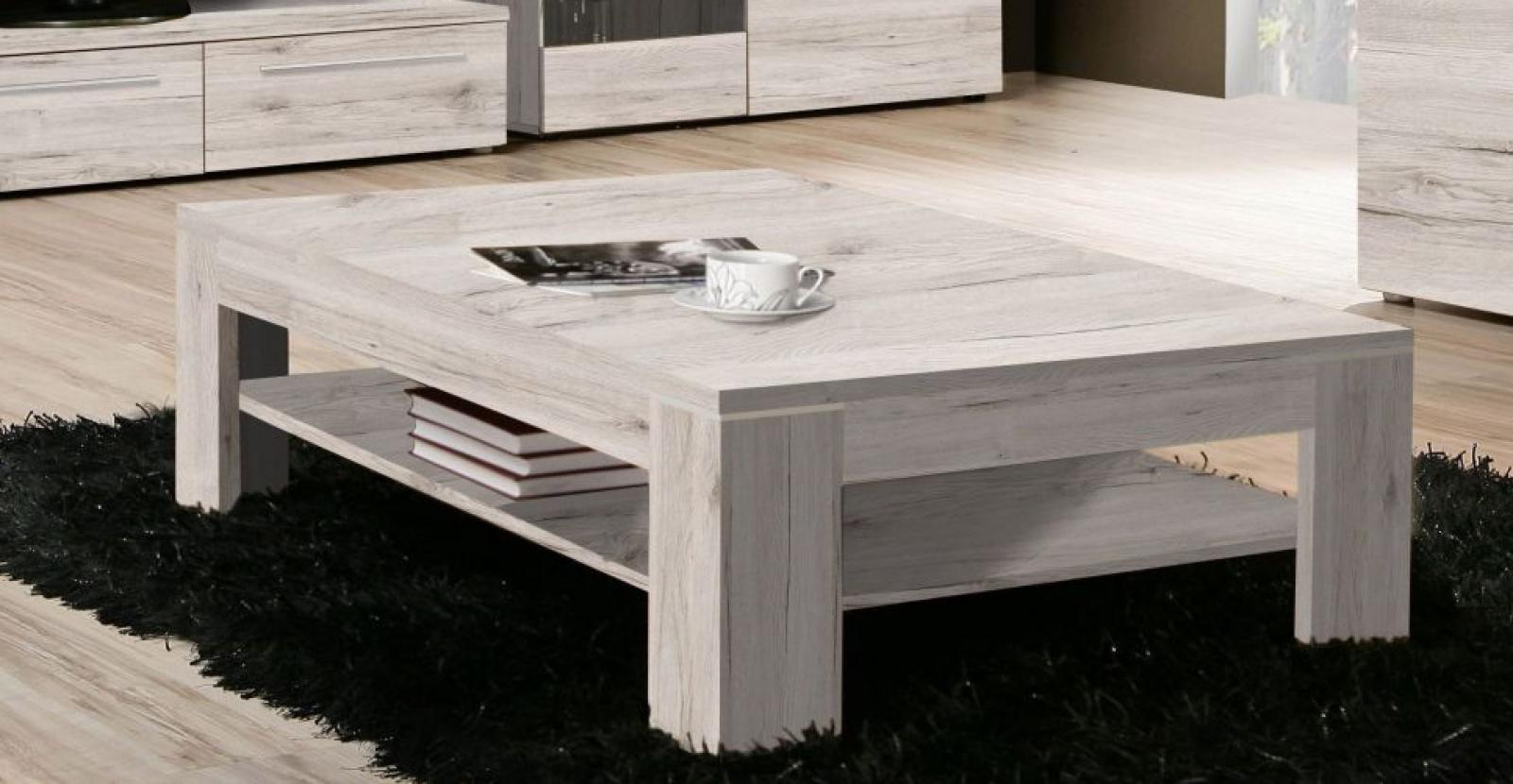 wohnwand mit beleuchtung emily 6 teilig in sandeiche kaufen bei m bel lux. Black Bedroom Furniture Sets. Home Design Ideas