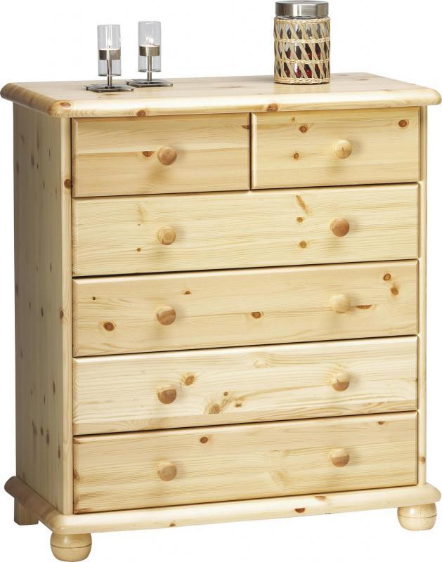 kommode max kiefer massiv natur ge lt kaufen bei m bel lux. Black Bedroom Furniture Sets. Home Design Ideas
