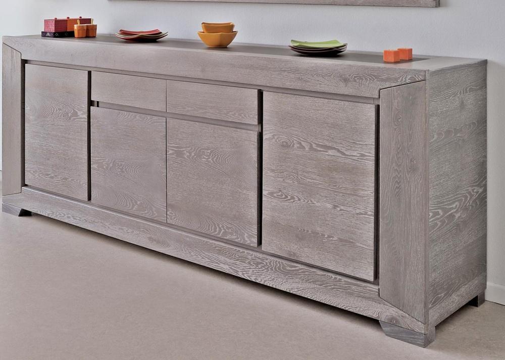 m bel in eiche grau interessante ideen f r. Black Bedroom Furniture Sets. Home Design Ideas
