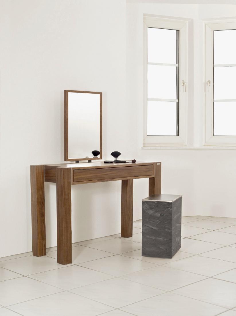 schminktisch rolling in echtholzfurnier kaufen bei m bel lux. Black Bedroom Furniture Sets. Home Design Ideas