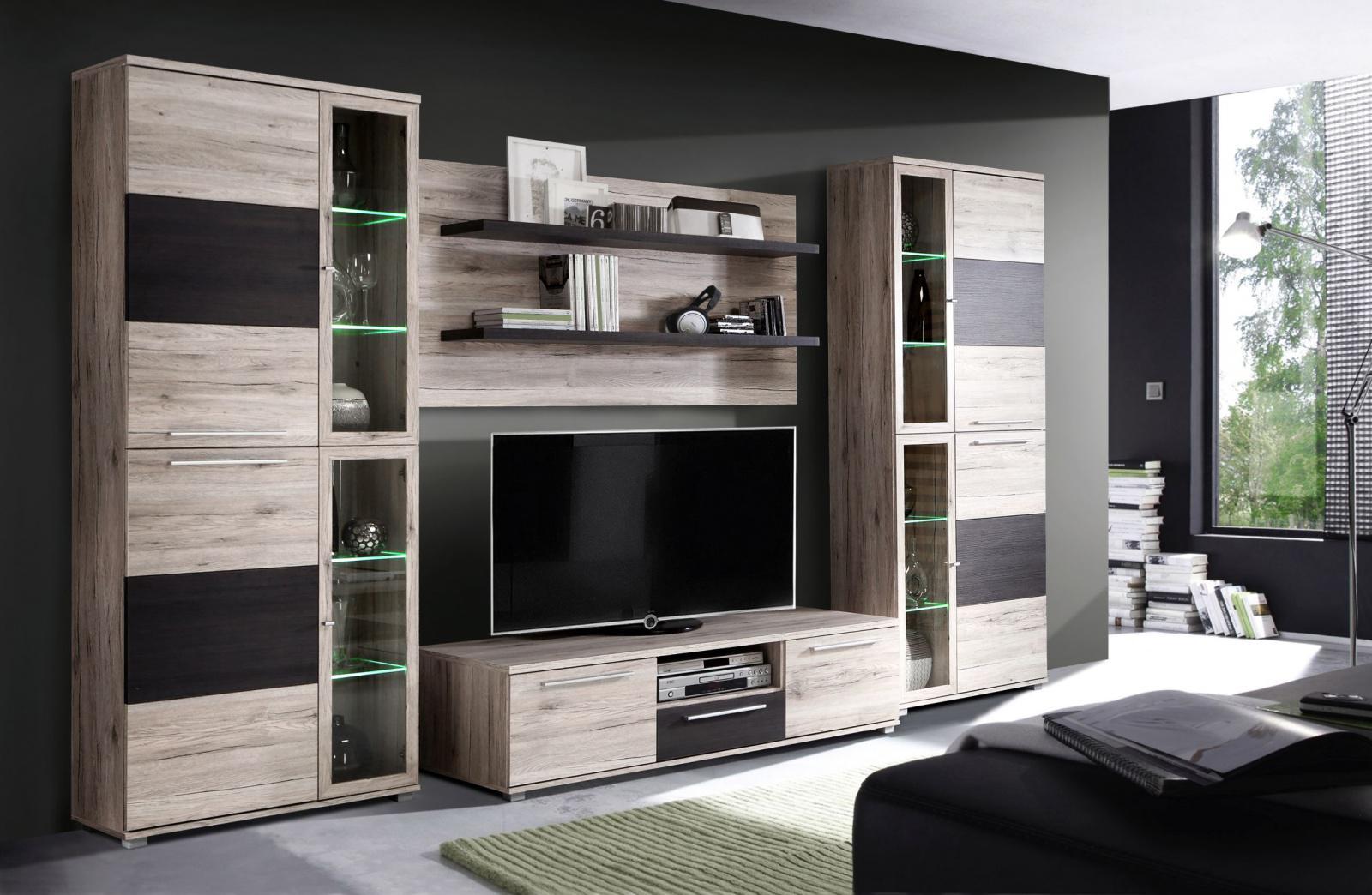 Wohnwand Touchwood günstig online kaufen bei Yatego