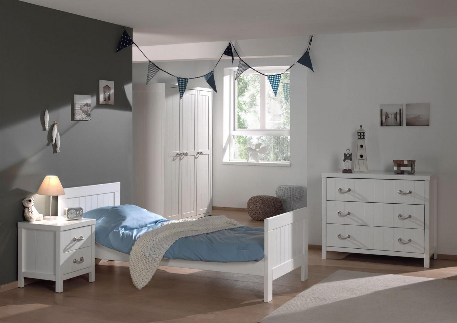 jugendzimmer set iny 4 teilig in wei kaufen bei m bel lux. Black Bedroom Furniture Sets. Home Design Ideas