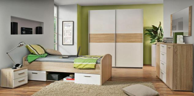 jugendzimmer komplett set g nstig kaufen bei yatego. Black Bedroom Furniture Sets. Home Design Ideas