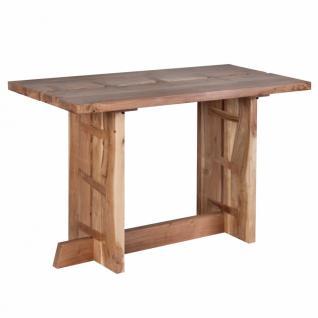 Design Esstisch Massivholz Akazie Küchentisch 120 x 60 cm