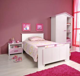 m dchenzimmer wei g nstig online kaufen bei yatego. Black Bedroom Furniture Sets. Home Design Ideas