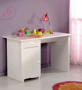 schreibtisch wei kinder g nstig kaufen bei yatego. Black Bedroom Furniture Sets. Home Design Ideas