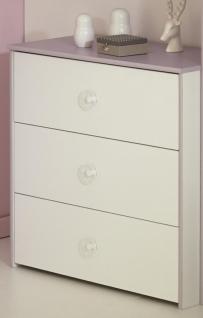 kommode wei g nstig sicher kaufen bei yatego. Black Bedroom Furniture Sets. Home Design Ideas