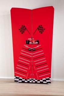 kleiderschrank rot g nstig online kaufen bei yatego. Black Bedroom Furniture Sets. Home Design Ideas
