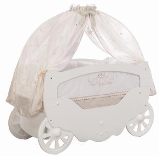 Cilek Fairy Babybett in weiß