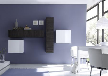 Design Wohnwand Weiss online bestellen bei Yatego