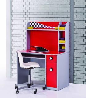 schreibtisch rot g nstig sicher kaufen bei yatego. Black Bedroom Furniture Sets. Home Design Ideas