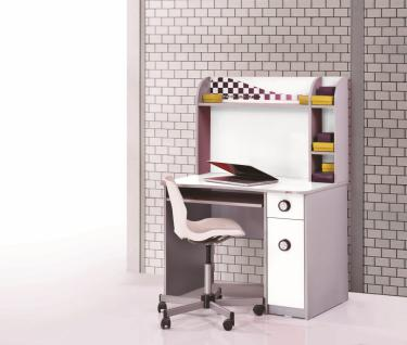 schreibtisch weiss aufsatz online kaufen bei yatego. Black Bedroom Furniture Sets. Home Design Ideas