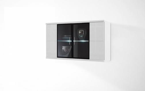 h ngevitrine wei g nstig online kaufen bei yatego. Black Bedroom Furniture Sets. Home Design Ideas