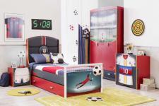 Cilek Football Kinderzimmerset 3-teilig