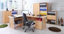 Büro- und Arbeitszimmer Kai Buche Bigset (7-teilig)