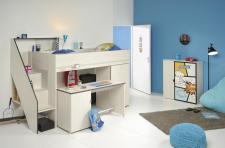 Kinderzimmer Set Molie 3-teilig in Esche