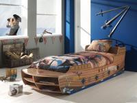 Piratenbett Hook 90 x 200 cm