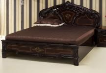 Doppelbett Julianna 160 x 200 cm Mogano