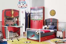 Cilek Football Kinderzimmerset 4-teilig