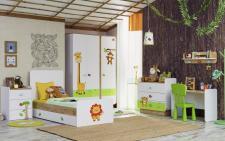 Cilek Safari Natura Kinderzimmer Set 2-teilig