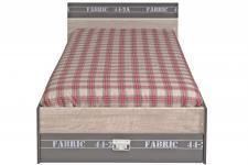 Kinderbett Fabric mit Schubkasten vorne