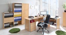 Büro- und Arbeitszimmer Kai Buche Smallset (5-teilig)
