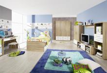 Kinderzimmer SAMIRA (6-teilig)