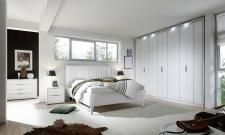 Venus Schlafzimmerset 4-teilig mit verschiedenen Bettfarben