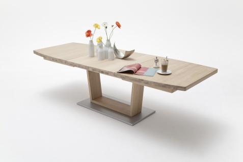 Catana Esstisch mit unterschiedlichen Tischplatten